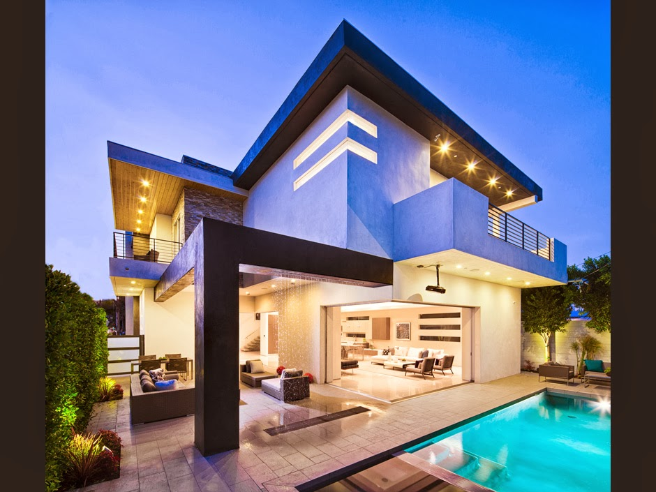 Multi million dollar modern home tour see this house for Contemporary homes los angeles