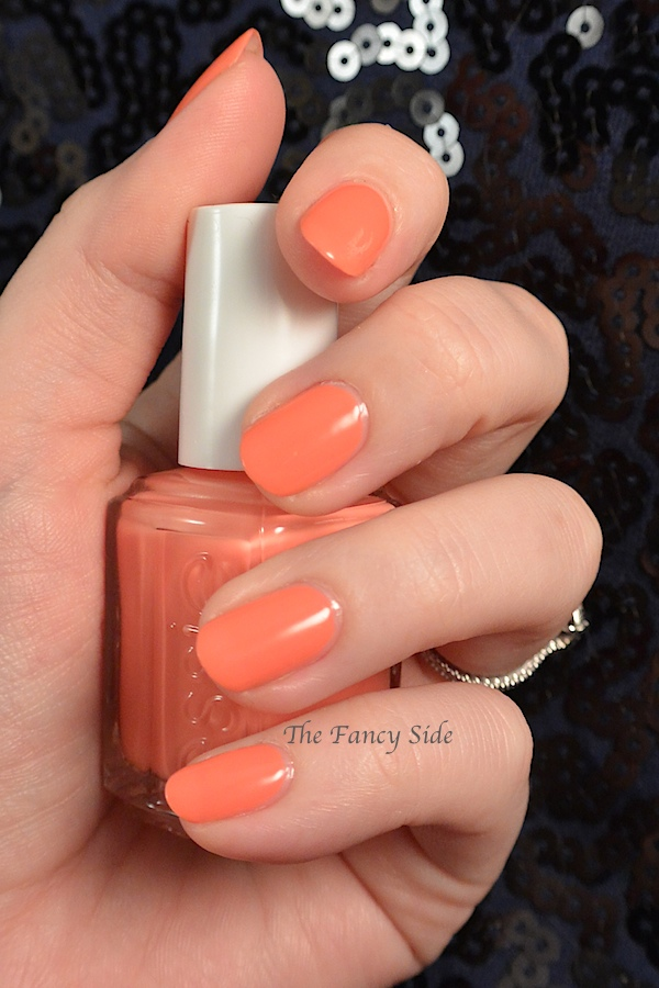 Guest Post from The Fancy Side // Essie Serial Shopper - ProcrastiNails
