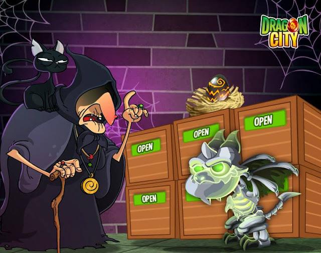 imagen del dragon boned en el mercado negro del dragon