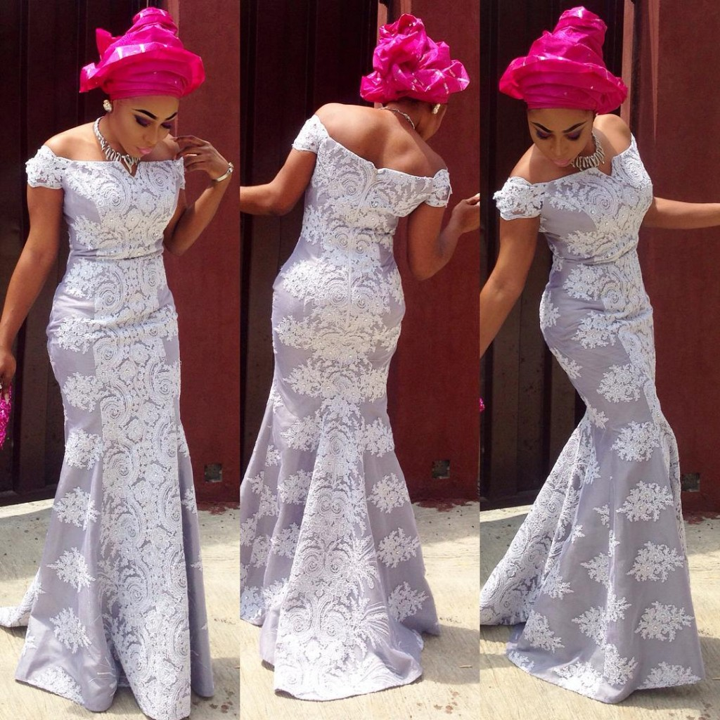 Creative ankara gown style dezango fashion zone for Current wedding dress styles