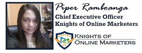 Integrated Comprehensive SEO Training (Piper Raboanga) Knights of Online Marketers