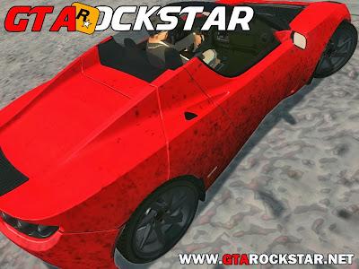 GTA SA - Tesla Roadster Sport 2011