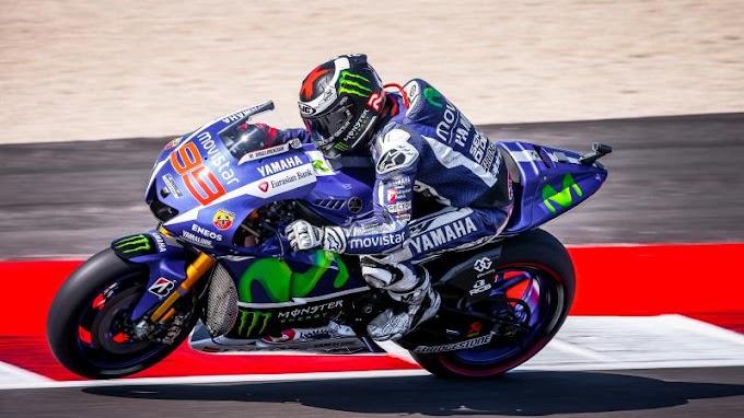 Hasil Kualifikasi MotoGP Seri 13 San Marino - Lorenzo Take a Pole!