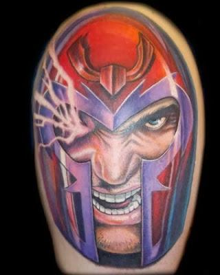 Tatuaje Magneto