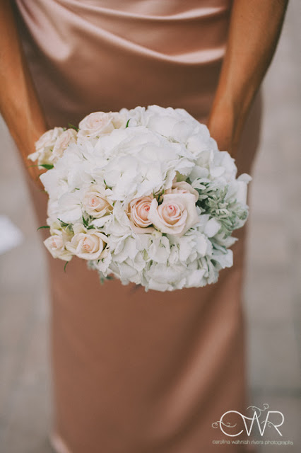 Glen Sanders Mansion Bridesmaids Bouquet - Splendid Stems Event