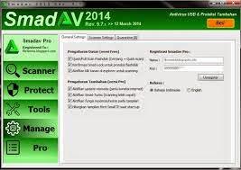 Gambar antivirus smadav v.9.7.1 2014