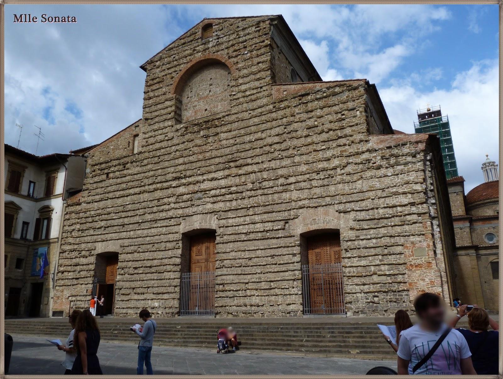 Voyage Italie Sienne Basilique San Lorenzo