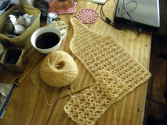 Japanese crochet pattern for vest