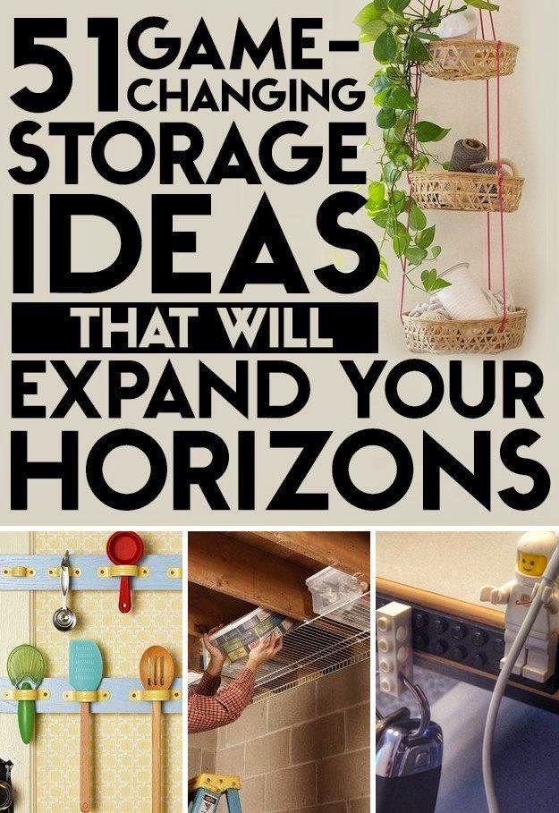 Ideas products 51 game changing storage solutions that for Game storage ideas