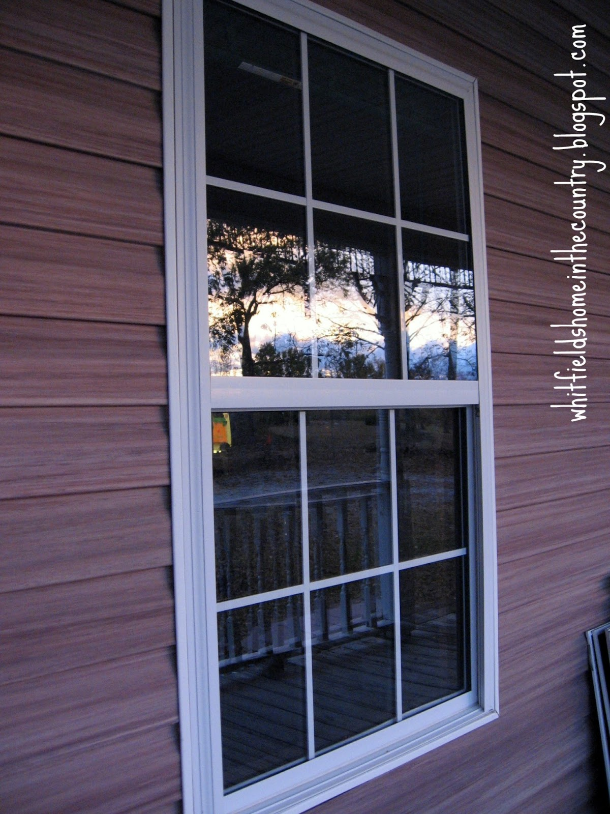 Whitfield's Home ♥ In The Country ~: Homemade Outdoor Window Cleaner