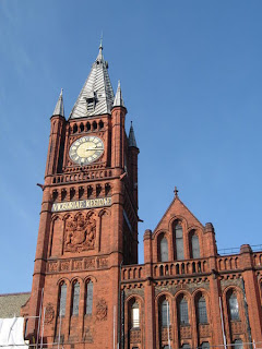 Victoria Clock Tower, Liverpool University by Sue Adair (http://www.geograph.org.uk/profile/1657)