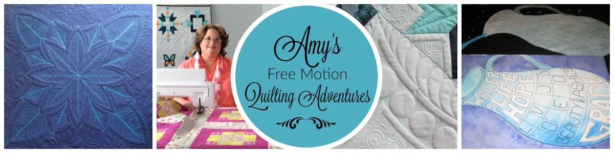 Amy's Free Motion Quilting Adventures