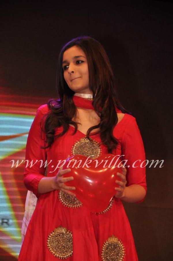 Alia Bhatt at Star Nite