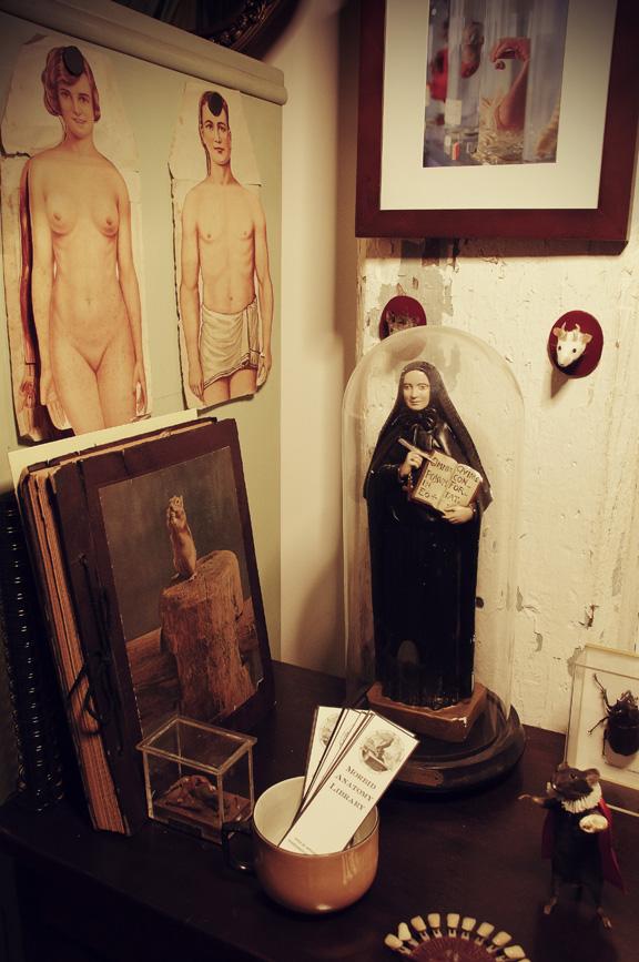 Morbid Anatomy: November 2011