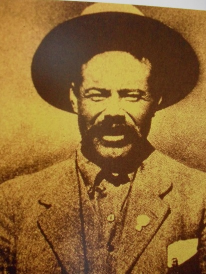 Jóse Doroteo Argando conocido también como Pancho Villa