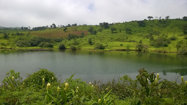 Water, Pond, lake, Raireshwar trek