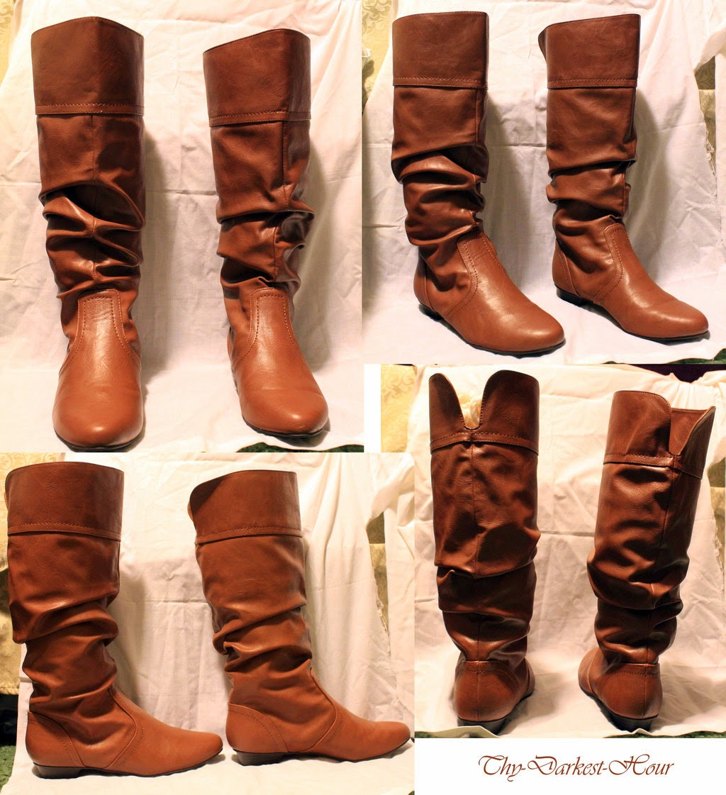 Cheap Brown Leather Shoes