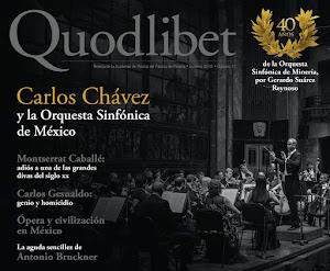 Quodlibet, Invierno 2018-2019