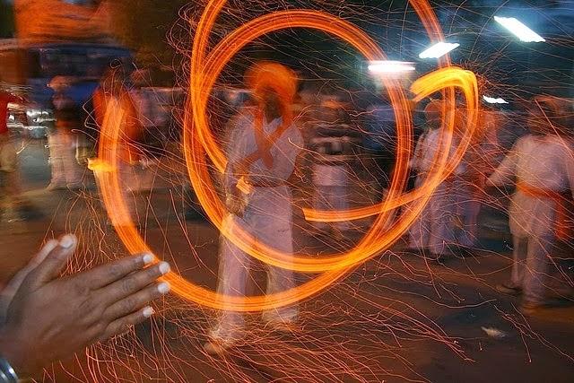 Lohri, The Bonfire festival