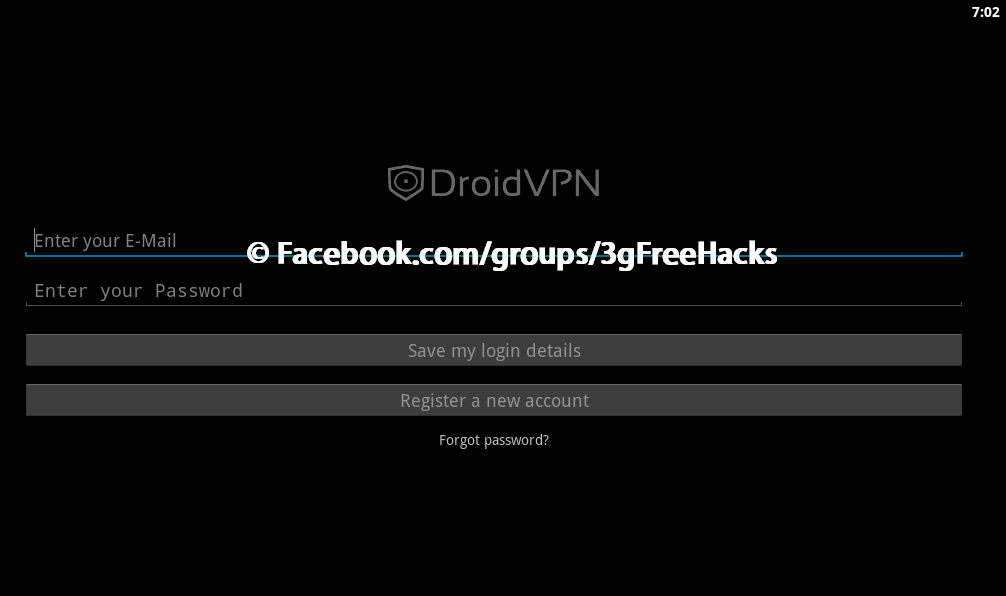 How To Use DroidVPN On Android