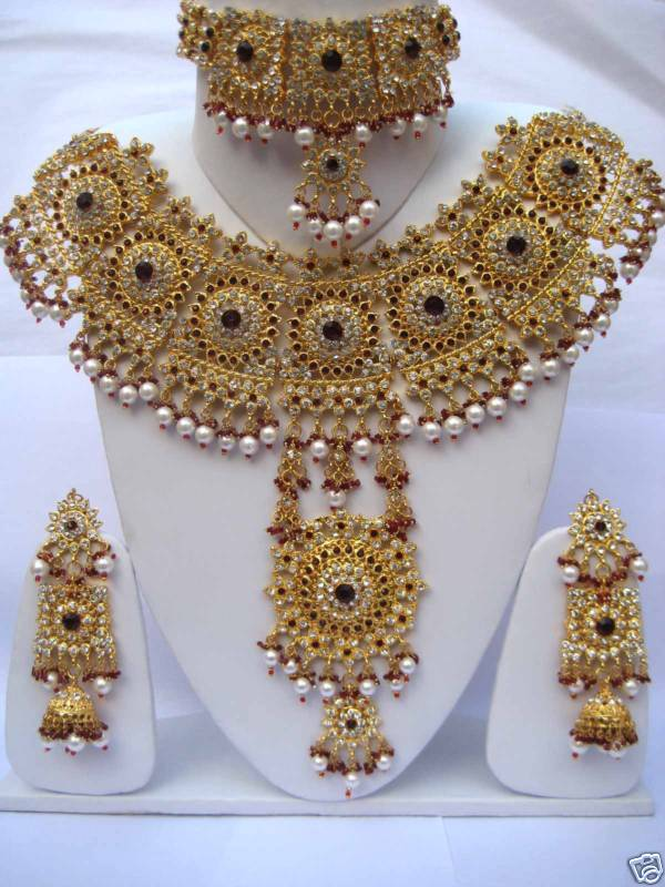 indian wedding jewelry for brides |Bridal Jewellery
