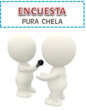 Participa en la Encuesta Pura Chela 2016
