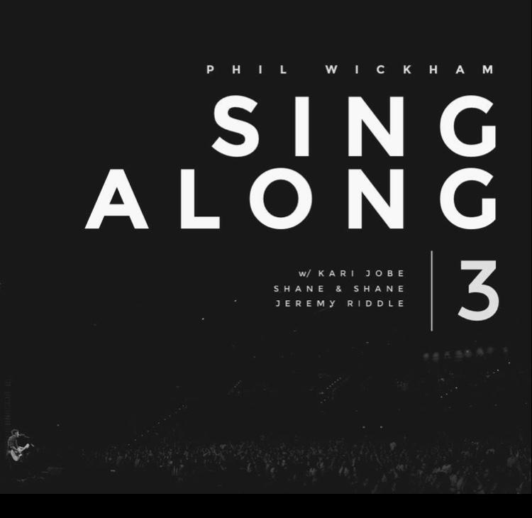 Phil Wickham - Sing Along 3 2015 live concert