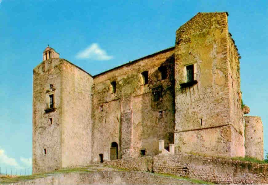 Castelliere il castello di gioved 7 luglio - B b la finestra sul castello termoli ...