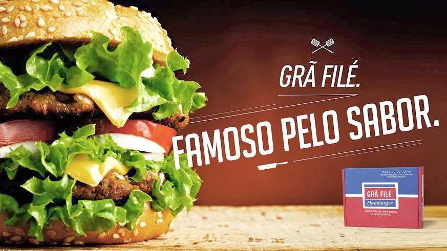 11:21 lança campanha de carnaval para hambúrguer Grã Filé