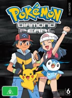Pokemon Temporada 10 Audio Latino