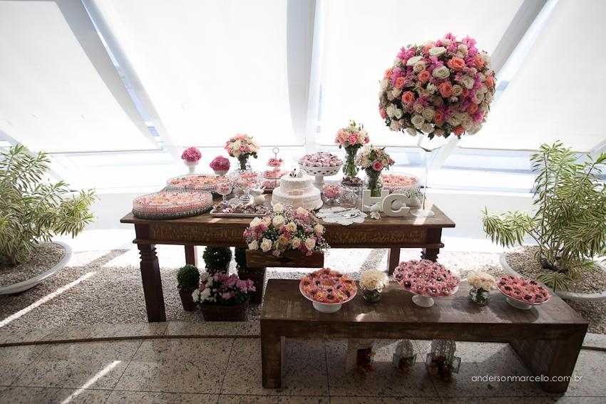 MINI WEDDING com estilo ROMÂNTICO