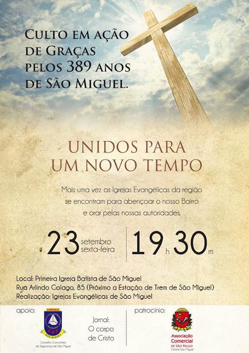 SÃO MIGUEL PTA