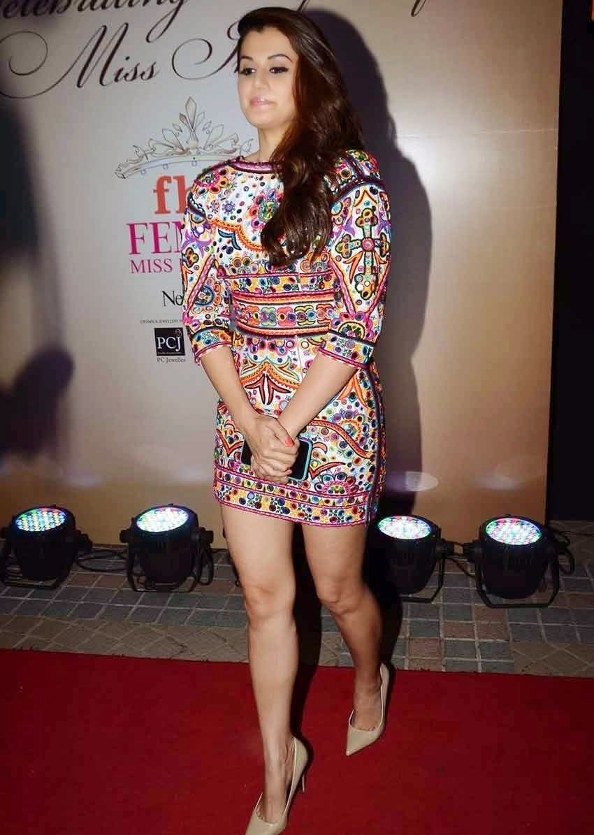 Taapsee latest hot photos at Femina Bash 2015