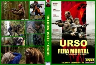 URSO -  FERA MORTAL