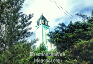 Saint Joseph the Worker Church in Pacdal Circle is very near to Baguio Plaza just ride a jeepney bound for Liteng