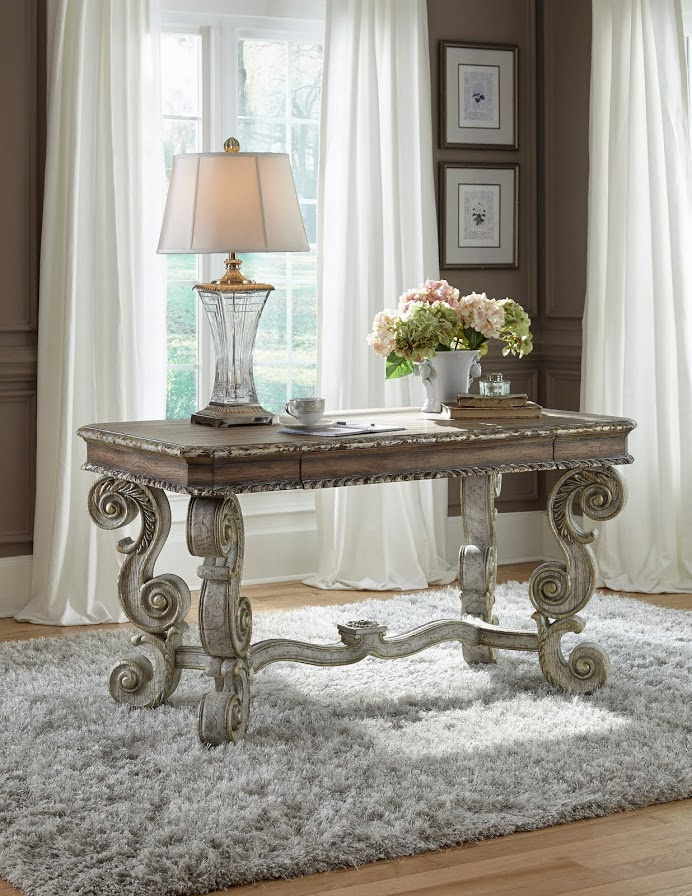 Inspirations accentrics home french country cottage - French country table centerpieces ...