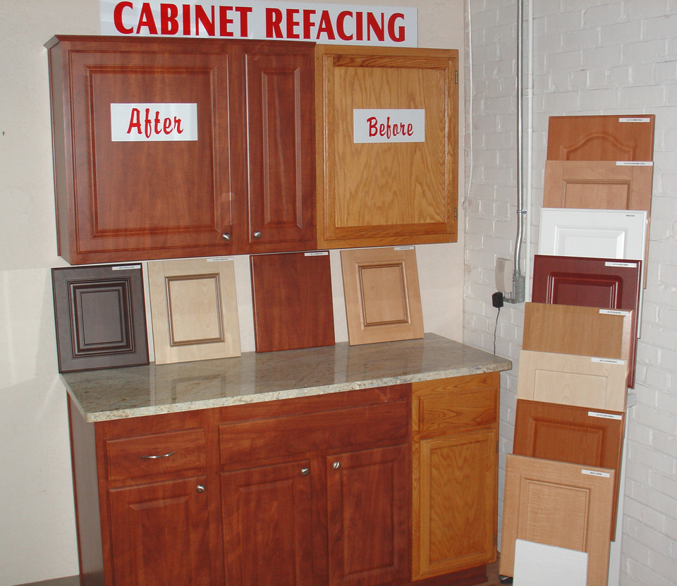 How Refinish Kitchen Cabinets. Your Cavelike Kitchen Feels That Way Because  The Dark Cabinets Have Sucked All The Light Out Of The Room.