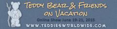 Teddies On Vacation