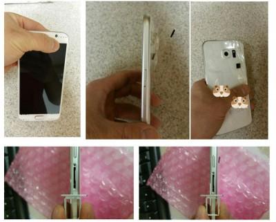 Bocoran Terkini Sosok Samsung Galaxy S6