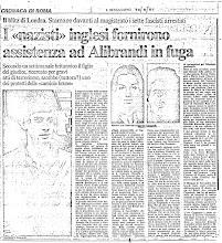 """""""IL MESSAGGERO"""" 14 SETTEMBRE 1981"""