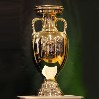 How often is the UEFA euro cup played?