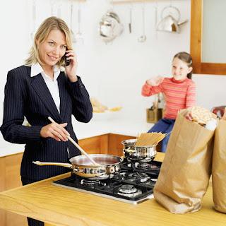 15 pekerjaan wajib seorang ibu