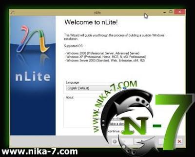 nLite 1.4.9.3 Free Full Version