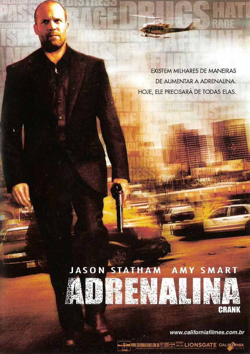 Adrenalina Torrent - Blu-ray Rip 720p e 1080p Dual Áudio (2006)