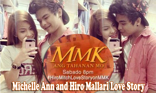 Hiro and Mitch in Maala-ala Mo Kaya (MMK) Portray by Manolo Pedrosa and Janella Salvador