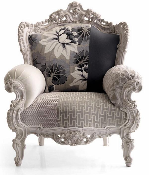 antique and classical vintage chair by moda collection sweet home