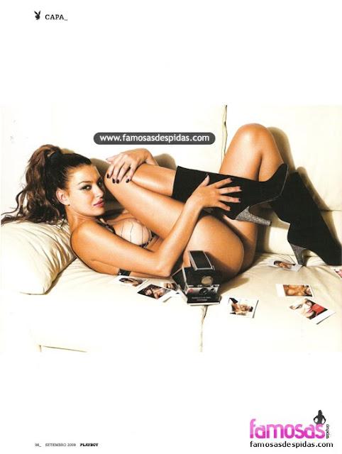 Liliana Queiroz Big Brother VIP na Playboy