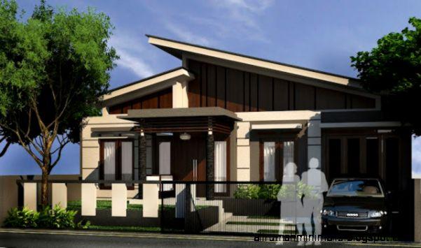 Desain Rumah Minimalis Tropis Modern Klasik
