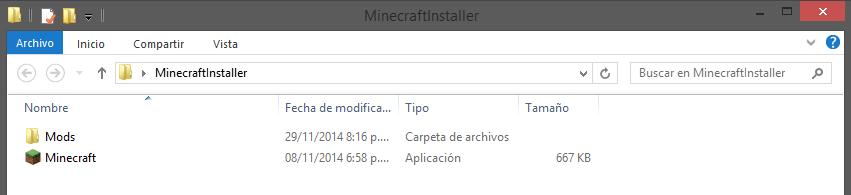 MinecraftInstaller