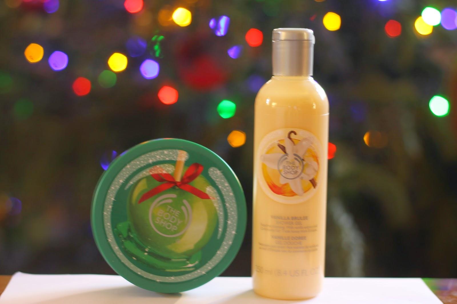 Body Shop Christmas Presents